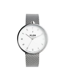 KLON/KLON AUTOMATIC WATCH -ALPHABET TIME- 43mm/502338793