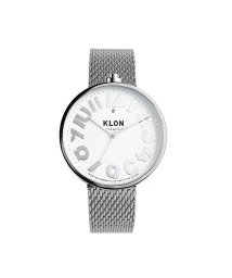 KLON/KLON AUTOMATIC WATCH -HIDE TIME- 43mm/502338794