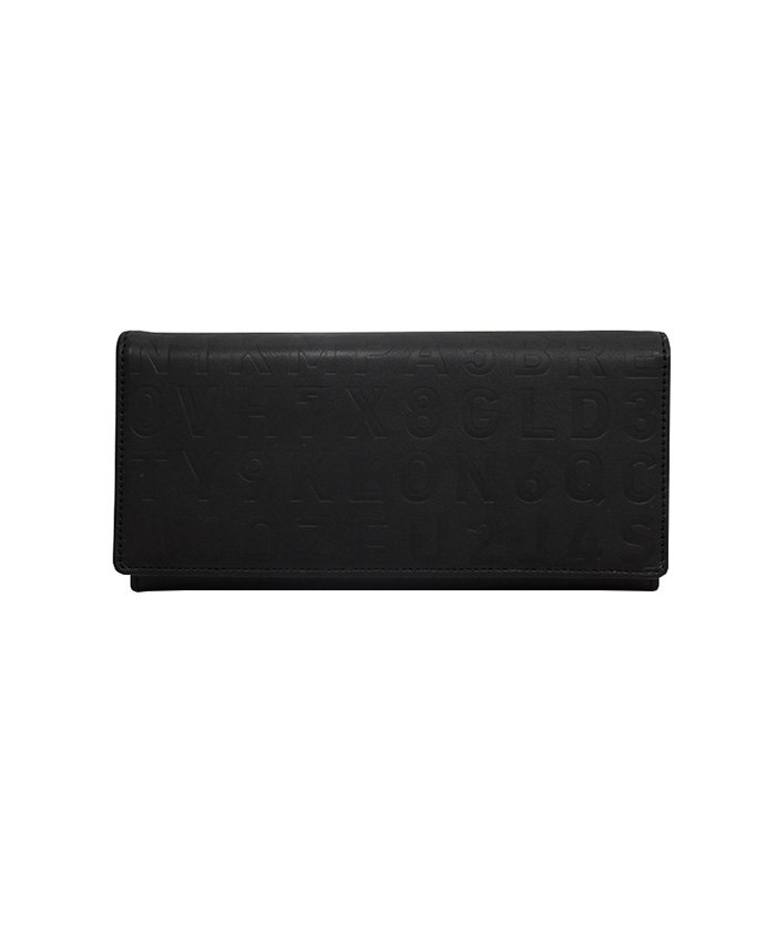 KLON LONG WALLET BLACK