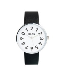 KLON/KLON ONE DIGIT TIME BLACK 40mm/502338906