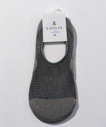 LANVIN en Bleu(ladies socks)/スニーカーソックス/502339708