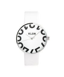 KLON/KLON HIDE TIME WHITE -ONE DIGIT- 40mm/502341582