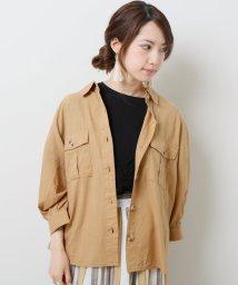 framesRayCassin/綿麻ビックシャツ/502345925