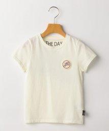 SHIPS KIDS/THE DAY:【SHIPS KIDS別注】ワッペン プリント TEE(100~130cm)/502346502