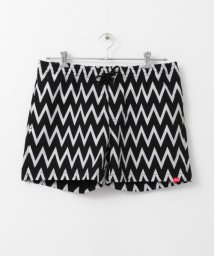 URBAN RESEARCH Sonny Label/THM Shearing Shorts Zigzag/502346853