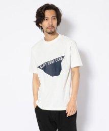 B'2nd/BLUEY SURFCLUB(ブルーイサーフクラブ)プリントTシャツ/502347629