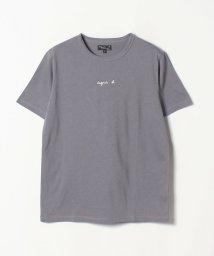 agnes b. HOMME/【WEB限定】S179 TS ロゴTシャツ/501894101