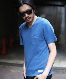 RATTLE TRAP/Health Knit別注VネックTシャツ/501973339