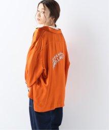 JOURNAL STANDARD/【STAND ALONE/スタンド・アローン】サテン S/S SH:シャツ/502268891