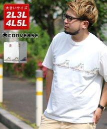MARUKAWA/【CONVERSE】 大きいサイズ メンズ コンバース Tシャツ 半袖 プリント ブランド/502323985