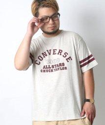 MARUKAWA/【CONVERSE】 大きいサイズ メンズ コンバース Tシャツ 半袖 プリント ブランド/502323986