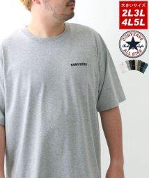 MARUKAWA/【CONVERSE】 大きいサイズ メンズ コンバース Tシャツ 半袖 無地 ワンポイント ブランド/502323987