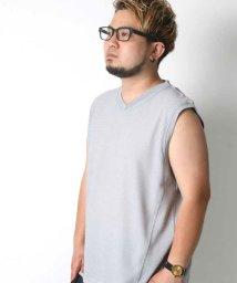 MARUKAWA/【COSBY】 大きいサイズ メンズ コスビー ノースリーブ Tシャツ Vネック 吸汗速乾 ドライ ブランド/502323989