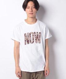 BENETTON (mens)/ロゴ刺繍Tシャツ・カットソー/502341568