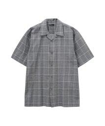 MAC HOUSE(men)/Real Standard オープンカラーシャツ PM193-MF105/502342574