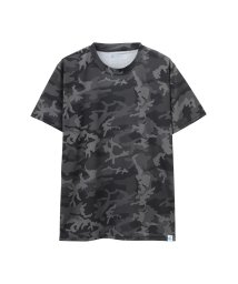 MAC HOUSE(men)/SARARI UPF50+カモフラTシャツ 24433453/502342581