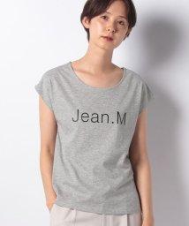 LOUNIE/ロゴTシャツ/502345284