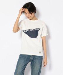 B'2nd/BLUEY SURFCLUB(ブルーイサーフクラブ)WプリントTシャツ/502349868