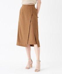 titivate/フェイクラップデザインスカート/502350712