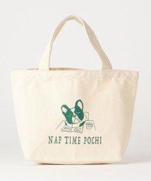 POCHITAMA LAND/NAP TIME POCHI トートバッグS/502344419