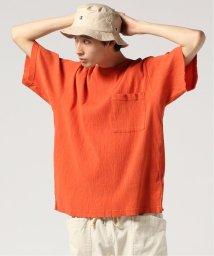 J.S Homestead/KYOTO CHIZIMI WOVEN Tシャツ/502353985