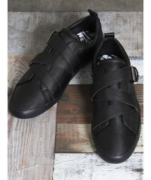 around the shoes /フラップベルト ローカットスニーカー/502354038