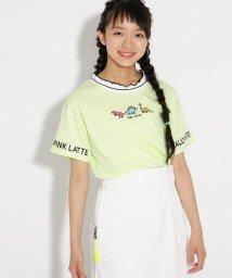 PINK-latte/恐竜 Tシャツ/502354854