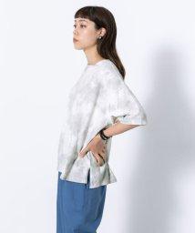 SENSE OF PLACE/タイダイTシャツ(5分袖)/502355111