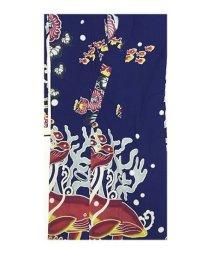 CAYHANE/【チャイハネ】紅型風プリントセパレート浴衣 IAC-9217/502355493