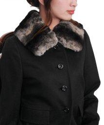 sankyoshokai/つけ襟 付け襟 レッキス 取付用カラー チンチラ染め/502355903