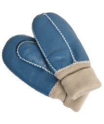 sankyoshokai/ムートン ダブルフェイス 子供用 手袋 ミトン 全6色 秋冬/502356171
