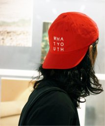 JOURNAL STANDARD/WHAT YOUTH  / ワットユース : STACK-6PANEL/キャップ/502356276