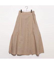STYLEBLOCK/スタイルブロック STYLEBLOCK スラブガーゼマーメイドスカート (ベージュ)/502356392