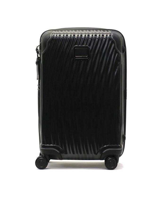 ギャレリア トゥミ スーツケース TUMI LATITUDE 機内持ち込み International Carry−On 35L 287660 ユニセックス ブラック F 【GALLERIA】