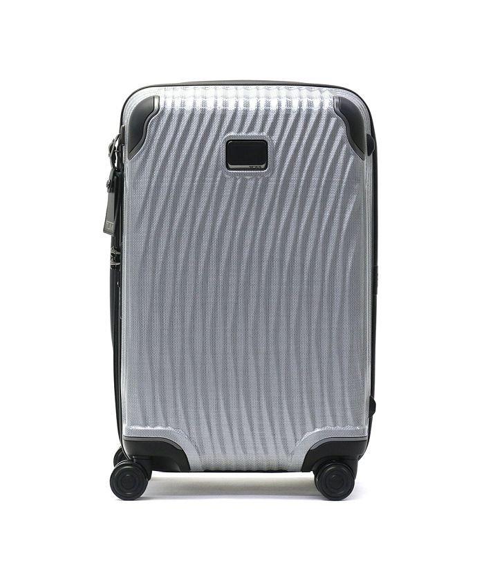 ギャレリア トゥミ スーツケース TUMI LATITUDE 機内持ち込み International Carry−On 35L 287660 ユニセックス シルバー F 【GALLERIA】