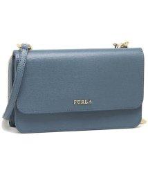 FURLA/FURLA EL40 B30 RIVA L CROSSBODY POUCH リーバ ショルダー財布 お財布ポシェット ショルダーバッグ/502045380