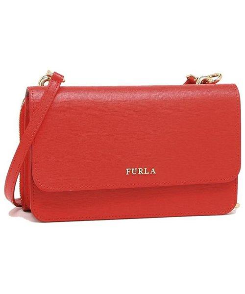 FURLA(フルラ)/FURLA EL40 B30 RIVA L CROSSBODY POUCH リーバ ショルダー財布 お財布ポシェット ショルダーバッグ/fufurla13