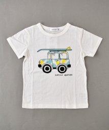 SLAP SLIP/天竺アロハクルマプリントTシャツ/502279451