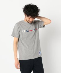 GLOSTER/【CHAMPION/チャンピオン】ロゴ刺繍Tシャツ C3-H371/502344431