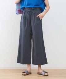 collex/【洗濯機可】タイプライターワイドパンツ/502346194