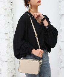 UNGRID bag/お財布ショルダー (スムースレザー)/502349029