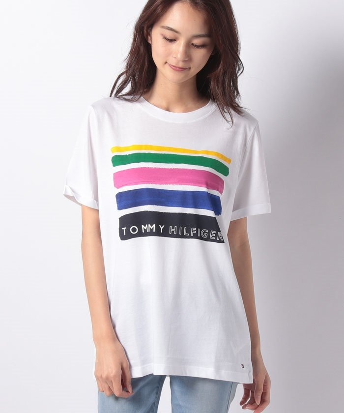 コットンレトロTシャツ