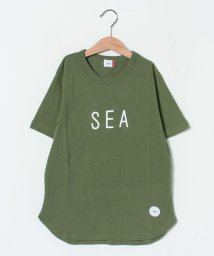 koe kids/SEA Tシャツ/502351489