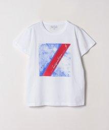 agnes b. FEMME/SCB9 TS フォトプリントTシャツ/502353146