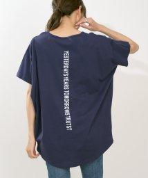 felt maglietta/トレンドオーバーサイズが可愛いフェストップスロンT/502354901