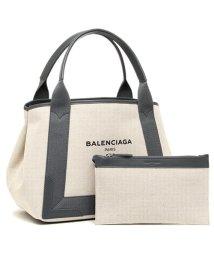 BALENCIAGA/バレンシアガ レディース トートバッグ BALENCIAGA 339933 AQ38N 1381 ナチュラル グレー/502355534