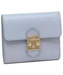 FURLA/フルラ 折財布 レディース FURLA 1008261 PU28 ARE 478 ブルー/502355613