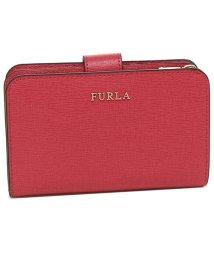 FURLA/フルラ 折財布 レディース FURLA 875396 PR85 B30 RUB レッド/502355623