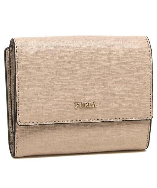 FURLA(フルラ)/フルラ 折財布 レディース FURLA 993880 PZ57 B30 TUK ベージュ/fu993880