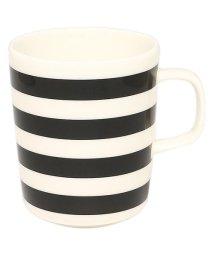 Marimekko/マリメッコ カップ MARIMEKKO 064541 068 ブラック ホワイト/502355759